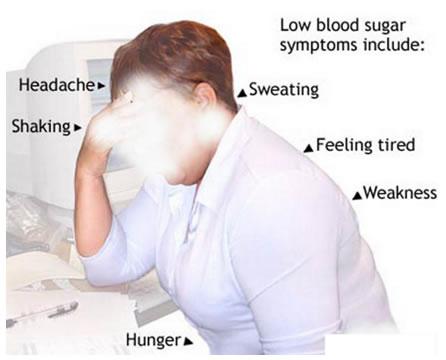 diabetes symptoms Adult